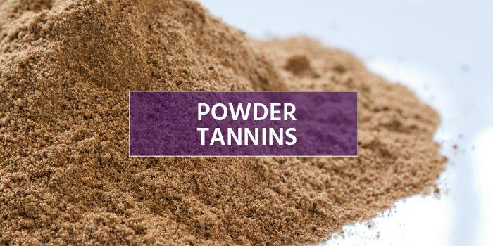 tru/tan powder tannins